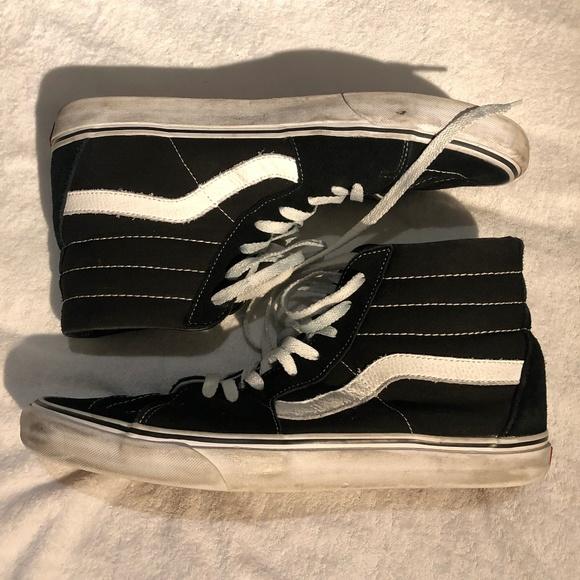 Vans Shoes | Vans Mens Size 4 Sk8hi